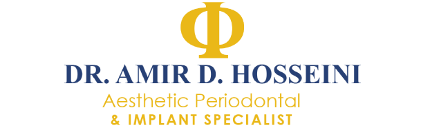 Dr. Hosseini at Aesthetic Periodontal & Implant Specialists