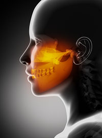 Sinus x-rays are taken before the prosedure by Dr. Hosseini in San Antonio, TX